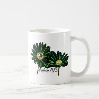 Maximaler Boden Vorlage Kaffeetasse