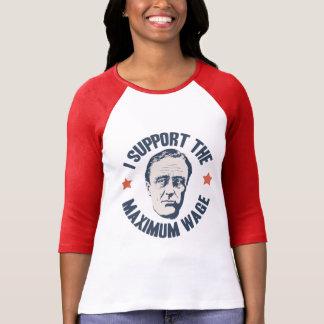 Maximaler Lohn FDR Hemden