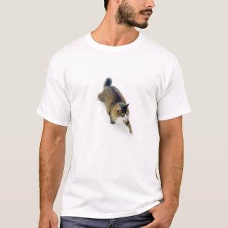 Maxine im Schnee T-Shirt
