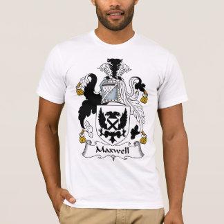 Maxwell-Familienwappen T-Shirt