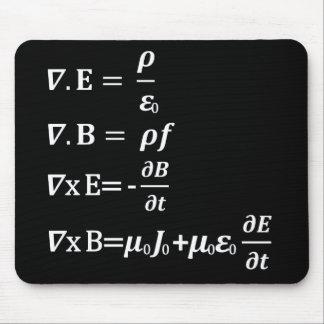 Maxwellphysikgleichung Mousepad