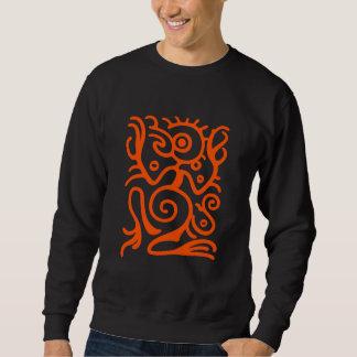 Maya Birdman Symbol Sweatshirt