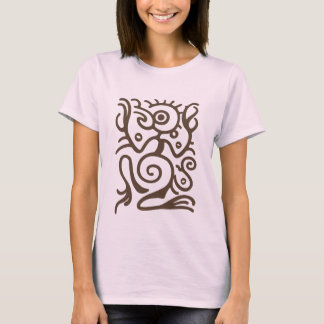 Maya Birdman Symbol T-Shirt