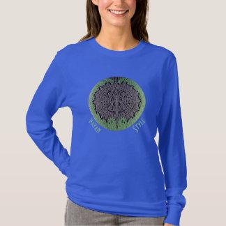 Maya Calendar - Mayan Style T-Shirt