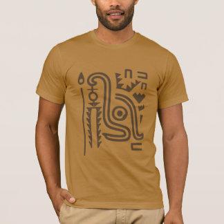 Maya-Hauptsymbol T-Shirt