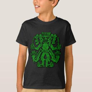 Maya mit Verein-Grün T-Shirt
