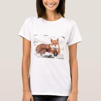 Maya und der Fuchs T-Shirt