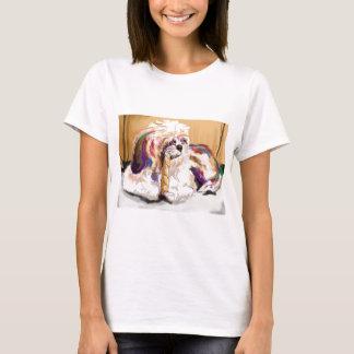 Maya und sie knöchern T-Shirt