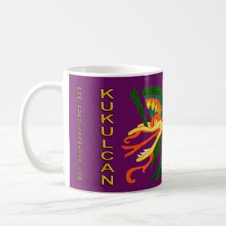 MAYAgeist KUKULCAN- PURPURROTES MAYAgold coast Kaffeetasse