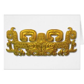 MayaJaguar - Gold Karte