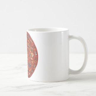 Mayakalender Kaffeetasse