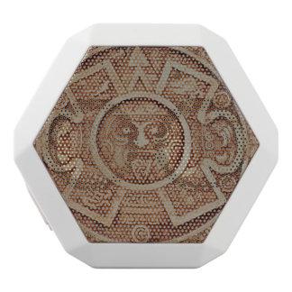 Mayakalender Weiße Bluetooth Lautsprecher
