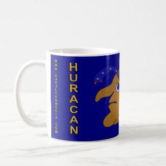 MAYAmitternacht BLUE-CANCUN DES GEIST-HURACAN- Kaffeetasse