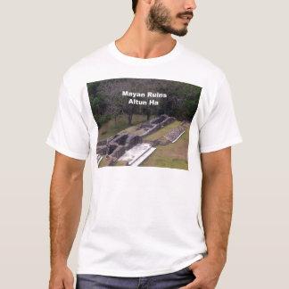 Mayaruinen, Altun ha T-Shirt