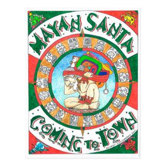 Mayasankt Postkarte