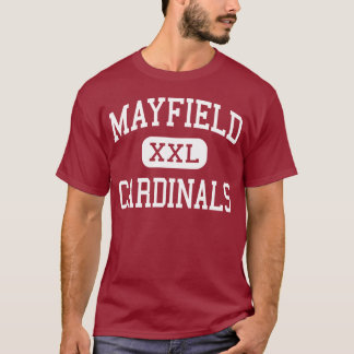 Mayfield - Kardinäle - hoch - Mayfield Kentucky T-Shirt