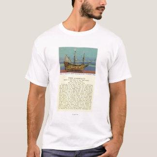 Mayflower Modell T-Shirt