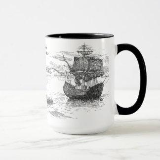 Mayflower Tasse