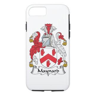 Maynard Familienwappen iPhone 7 Hülle