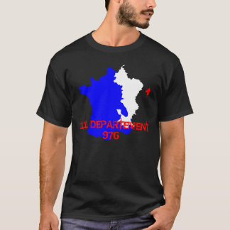 MAYOTTE 101 DEPARTEMENT T-Shirt