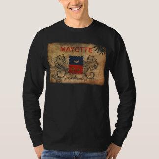 Mayotte-Flagge T-Shirt