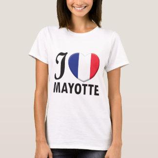 Mayotte-Liebe T-Shirt