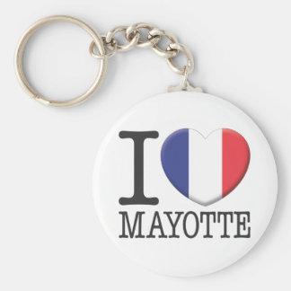 Mayotte Schlüsselanhänger