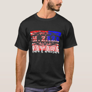 MAYOTTE ZAZA T-Shirt