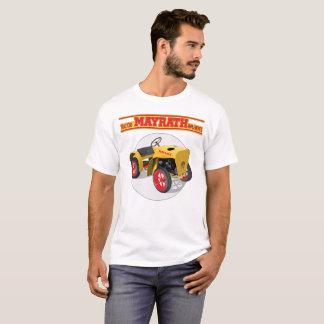 Mayrath Traktor führt das T-Shirt der Bild-Männer