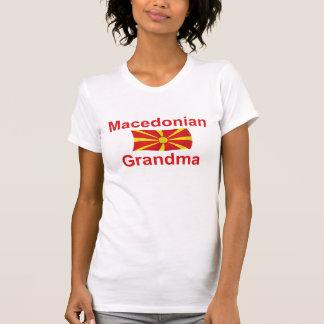 Mazedonische Großmutter T-Shirt