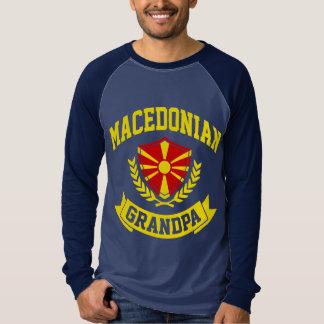 Mazedonischer Großvater T-Shirt