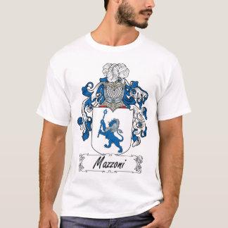 Mazzoni Familienwappen T-Shirt