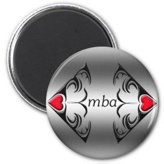 mba runder magnet 5,7 cm