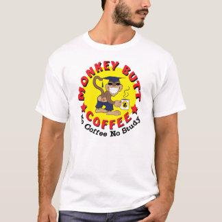 MBC kein Kaffee kein Studien-T-Stück T-Shirt