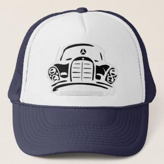 MBZ Hut-Marine Truckerkappe