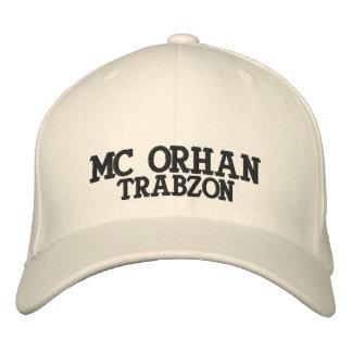 MC ORHAN TRABZON CAP BESTICKTE MÜTZE