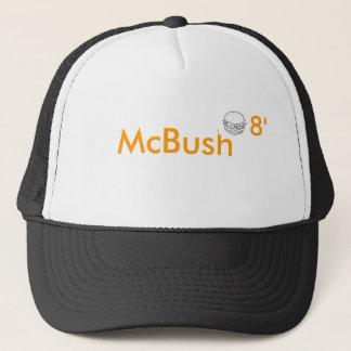 McBush Hut 2008 - lassen Sie ihn nicht hamburgler Truckerkappe