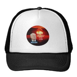 McCain Atombomben-Hut Mütze
