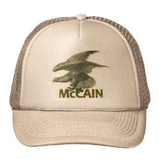 McCain Eagle Hut Netz Caps