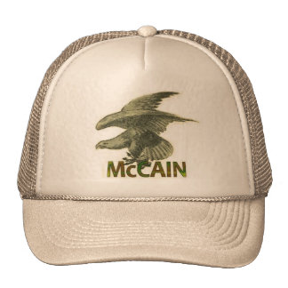 McCain Eagle Hut Kultkappe