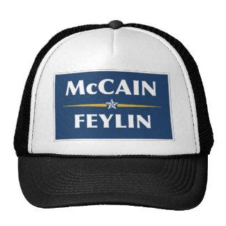 McCain/Feylin Fernlastfahrer-Hut Retrokult Cap