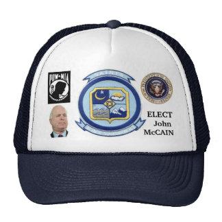 McCain Held-Hut Trucker Cap