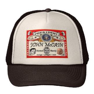McCain Hut Kappe
