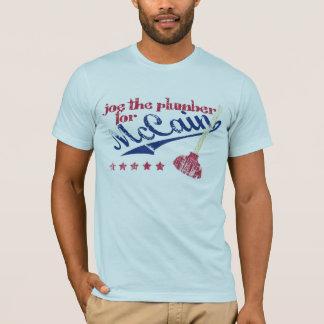 McCain - Joe der Klempner T-Shirt