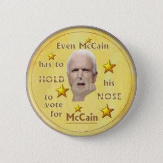 McCain? Knopf Runder Button 5,7 Cm