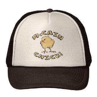 McCain Küken-Hut Retrokultmütze