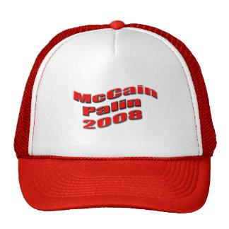 mccain palin 2008 truckerkappen