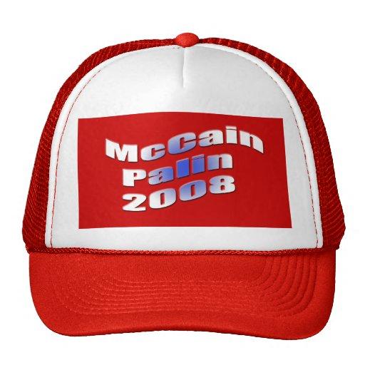 mccain palin 2008 netzcap