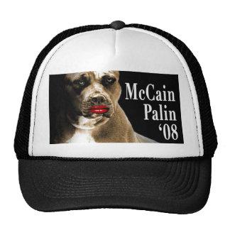 McCain Palin Baseball-Mütze