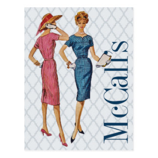 McCalls Postkarte